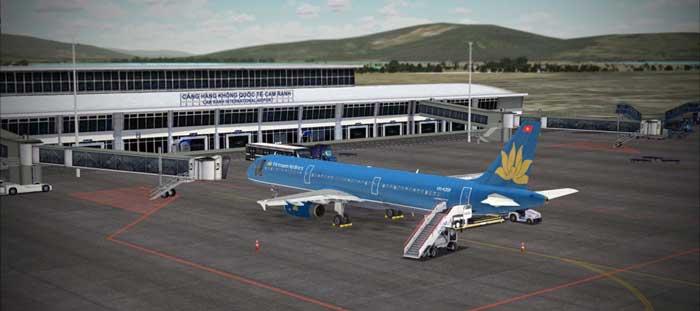 Камрань аэропорт в Нячанге