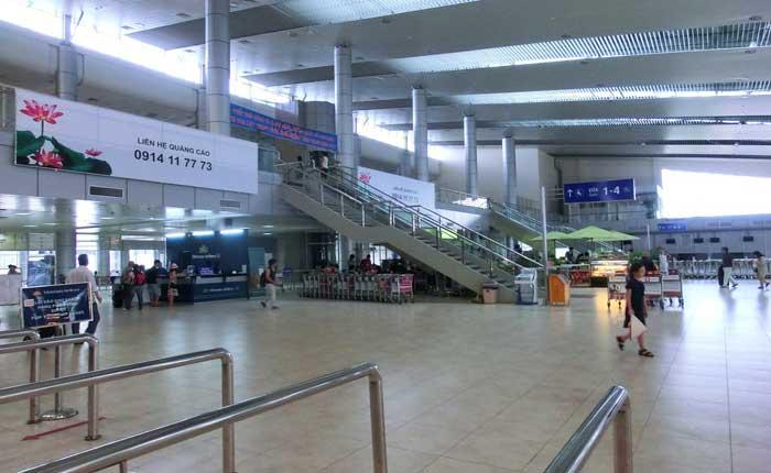 Cam Ranh международный аэропорт Вьетнама