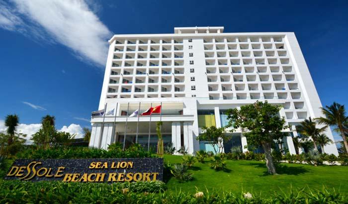 Отдых в Dessole Sea Lion Beach Resort