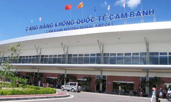 Аэропорт Камрань во Вьетнаме фото