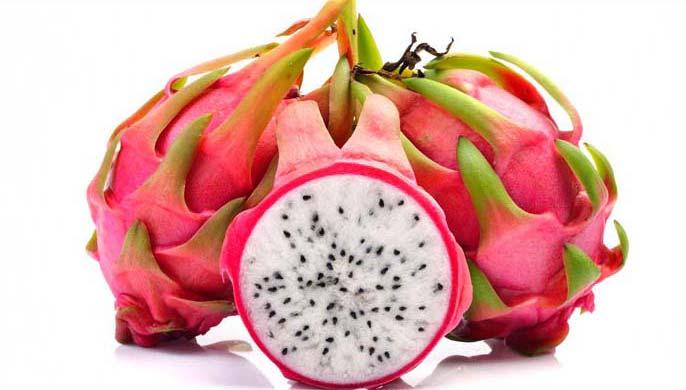 питахайя фрукты во Вьетнаме
