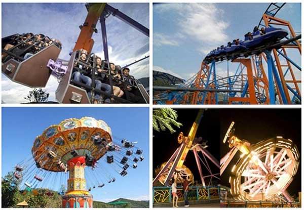 парк развлечений Винпрел в Начанге