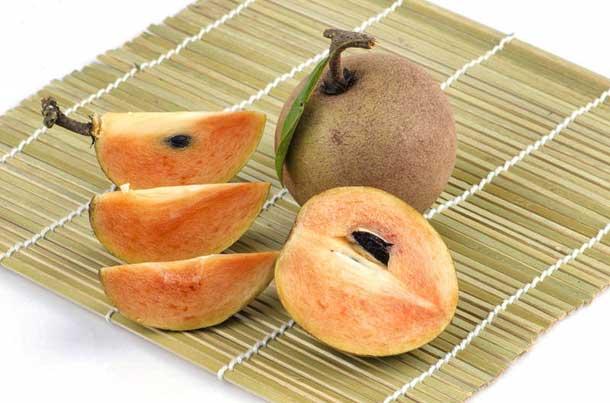 Вьетнамский фрукт саподилла