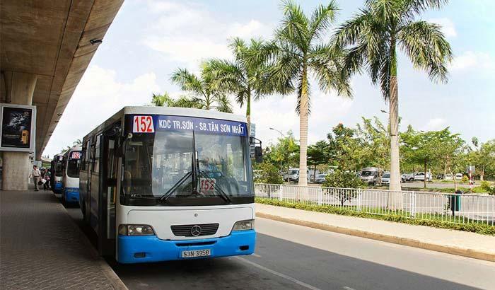 Автобус №152 доставит вас до центра Хошимина