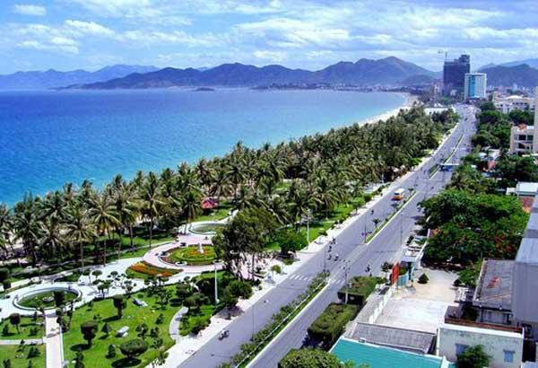 побережье курорта Нячанг