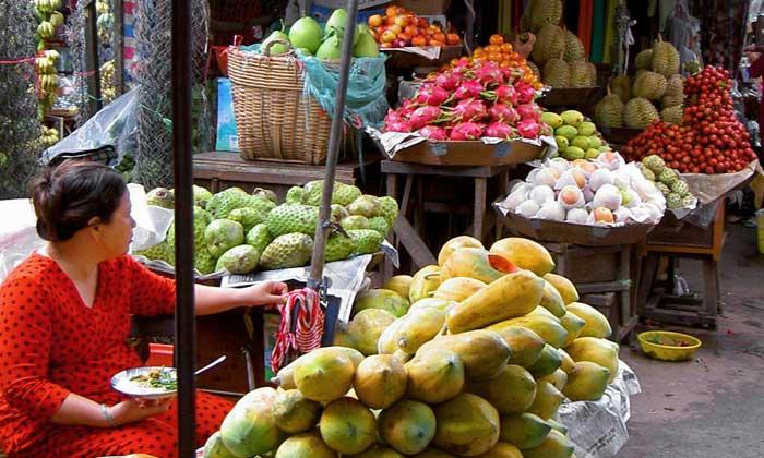 как привезти фрукты из вьетнама