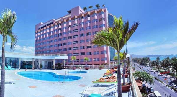 Hotel Yasaka in Nha Trang фото
