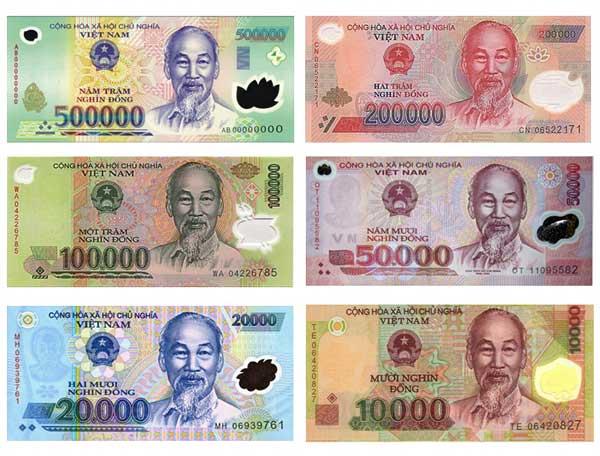 валюта вьетнама к рублю