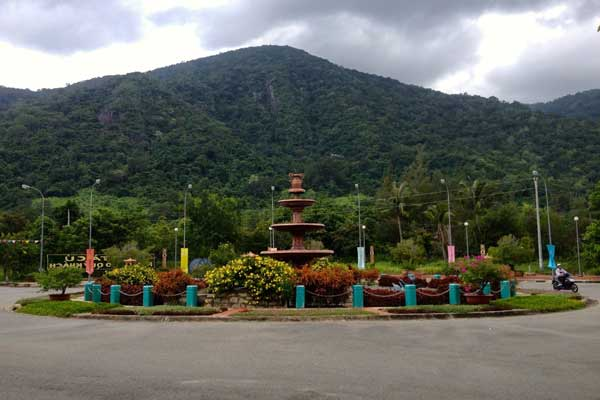 Гора Таку со смотровой площадкой