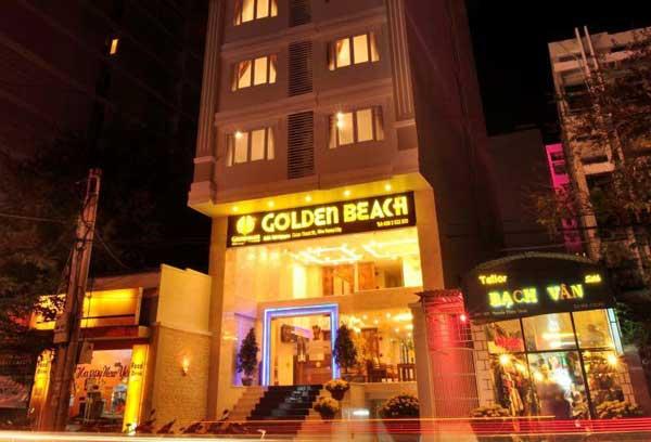 Отель Golden Beach Nha Trang