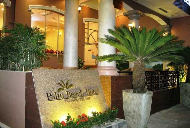 Нячанг отель Палм Бич 3* фото