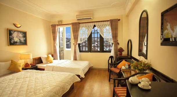 Номер в отеле Palm Beach Hotel Nha Trang 3*