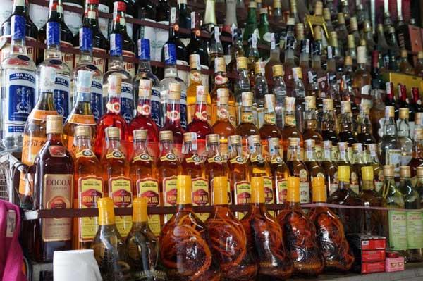 Сколько алкоголя разрешено вывозить из Вьетнама фото