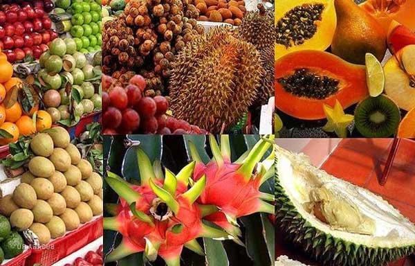 Какие фрукты можно вывозить из Вьенама фото