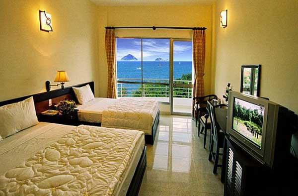 Номер в отеле Hai Au Hotel 3* room superior sea view