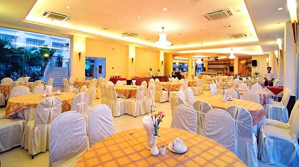 Ресторан в отеле Хай Ау фото