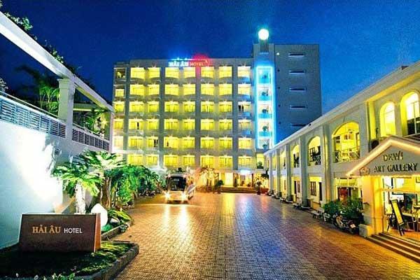 Hai Au Hotel 3 в Нячанге