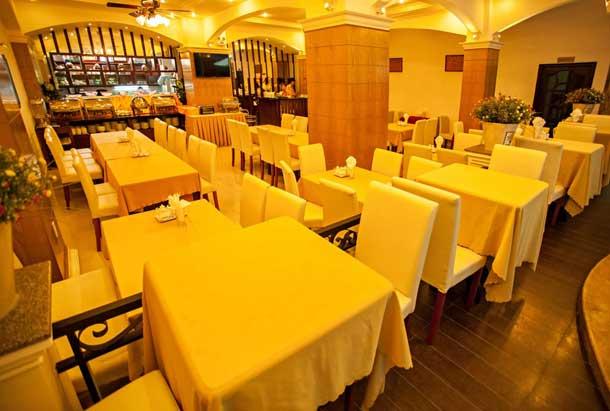 Ресторан Palm Beach Nha Ttrang фото