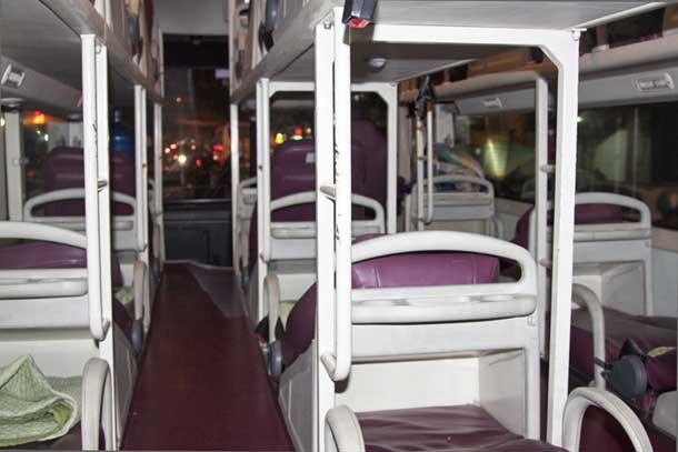 Из Нячанга автобусом до Фантьета