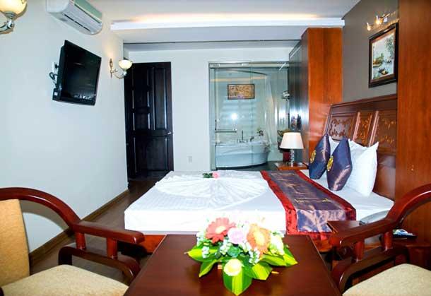 Номер Люкс Premium в Barcelona Hotel 3*