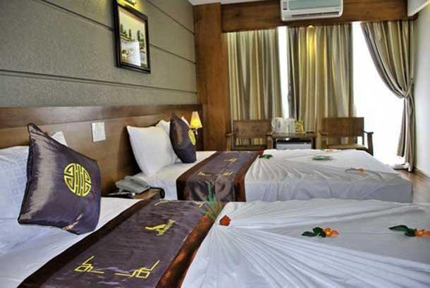 Номер в отеле Barcelona Hotel 3* Deluxe с видом на море