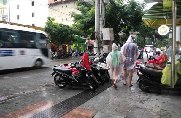 Сезон дождей во вьетнаме по месяцам