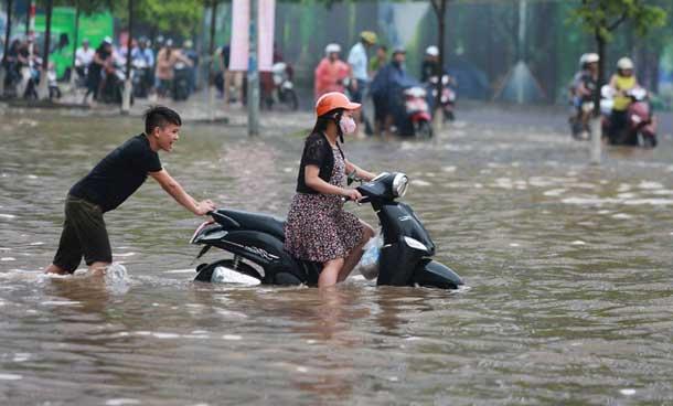 Когда в Нячанге бывает сезон дождей