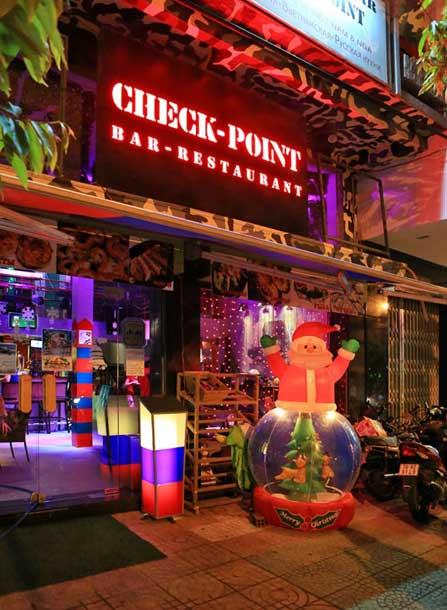 Недорогой ресторан в Нячанге Checkpoint