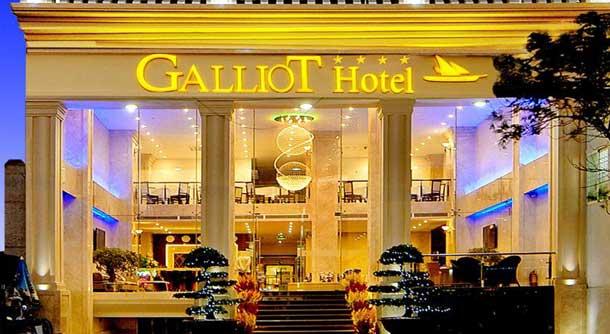 Отдых в Галлиот отеле в Нячанге