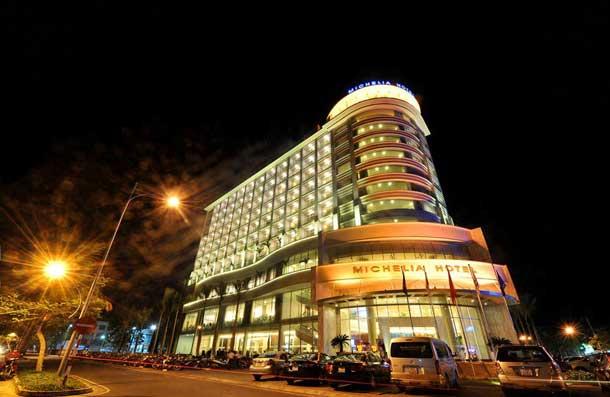 Hotel Michelia 4* Nha Trang во Вьетнаме