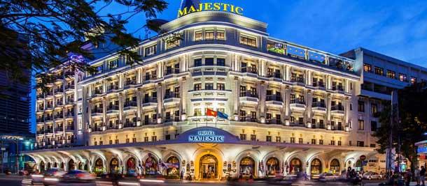 отель Мажестик все включено