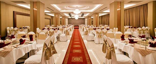 Ресторан Sand Castel отель Мишелия