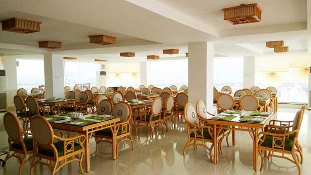 Ресторан Paradise в Green World Nha Trang 4*