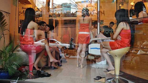Сеекс туризм во Вьетнаме