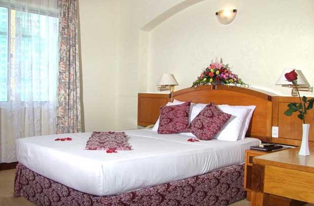 Номер в отеле Nha Trang Lodge 4 во Вьетнам execluxive deluxe