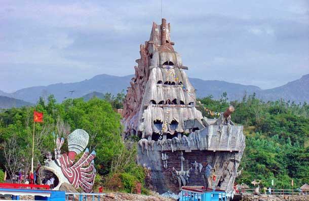 Аквариум Чи-Нгуен во Вьетнаме