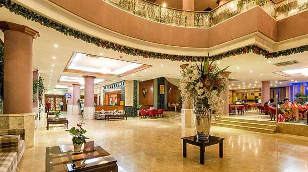 Лобби-бар в Hotel Nha Trang Lodge 4