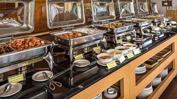 Ресторан в Lodge 4* Nha Trang