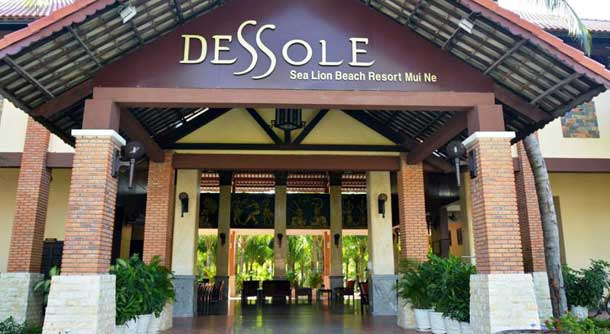 Dessole Sea-Lion Beach Resort в Фантьете