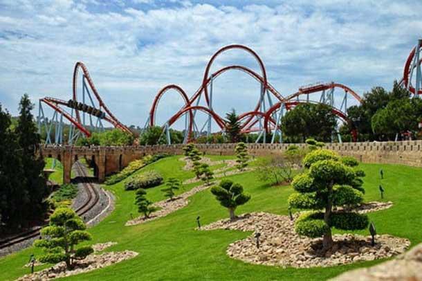 Парк развлечений Vinpearl в Нячанге