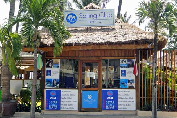 Дайвинг центры в Нячанге Sailing Club Divers