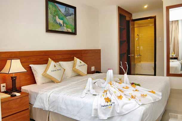 Номер в отеле Nam Hung Hotel 3 в Нячанге
