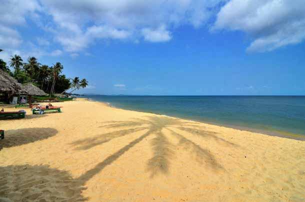 Пляж Бай Зай в Нячанге