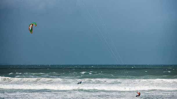 Пляж Бай Зай фото