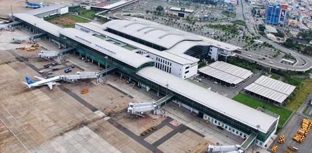 Аэропорт в Хошимина Таншоннят