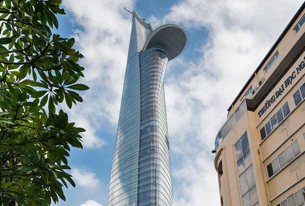 Финансовая башня Bitexco в Хошимине фото