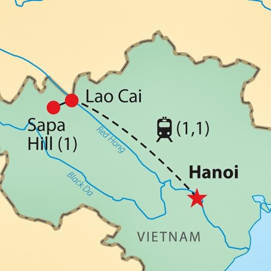 Как добраться до Сапы (Вьетнам)