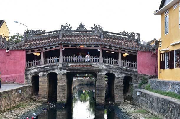 Японский крытый мост в Хойан (Вьетнам)
