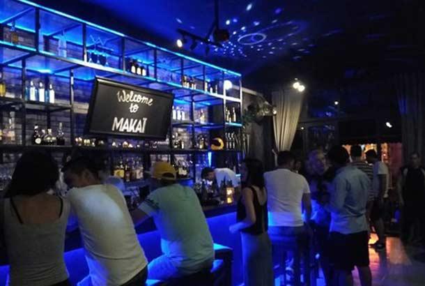 Makai Lounge bar в Нячанге фото