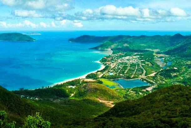 Острова Кондао во Вьетнаме